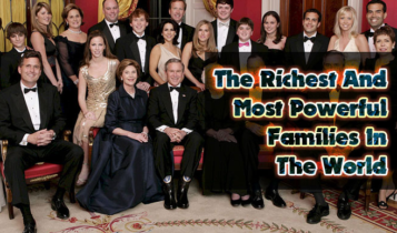 Top 10 Richest families in the world 2020