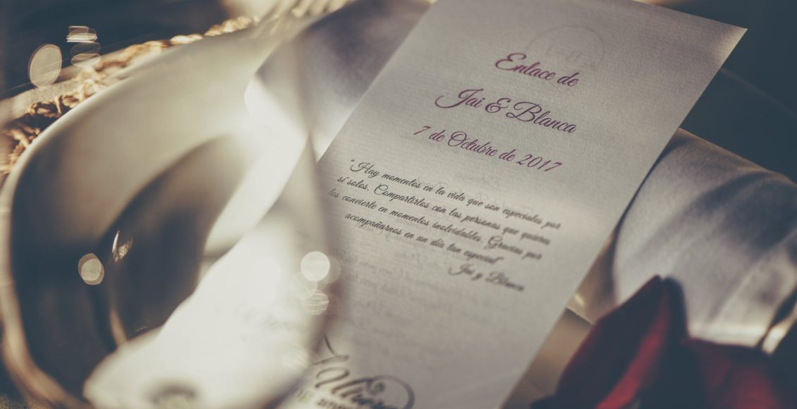 WEDDING INVITATION MESSAGE EXAMPLES 2020