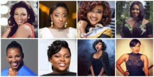 Richest Nollywood Actresses in Nigeria