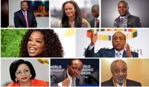 Top 10 Richest Black Billionaires worldwide