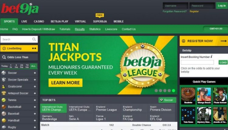 Best betting websites in nigeria aca sports review betting
