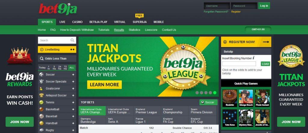 Best betting websites in nigeria future on bet awards