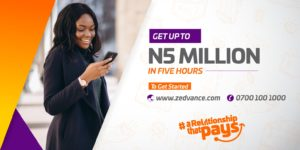 How to Apply for Zedvance Loan in Nigeria