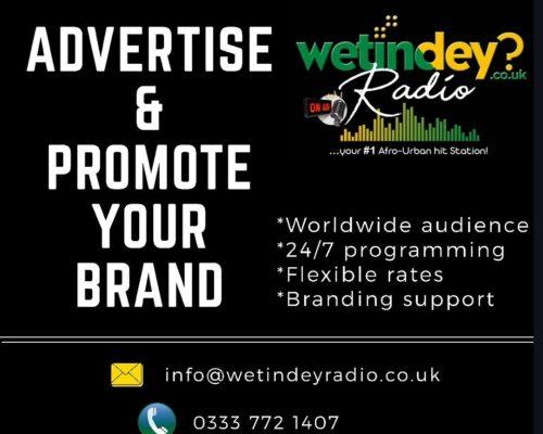 Wetin Dey Radio Ads